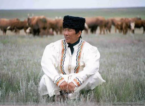 生活在俄罗斯的蒙古族后裔及蒙古人 蒙古文化