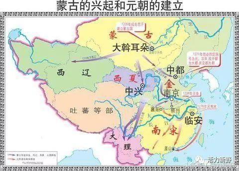 乖乖啊!新野这个村都是蒙古后裔! 第3张 乖乖啊!新野这个村都是蒙古后裔! 蒙古文化