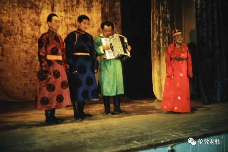 1960s年代的蒙古:儿童和城市街头 第8张 1960s年代的蒙古:儿童和城市街头 蒙古文化