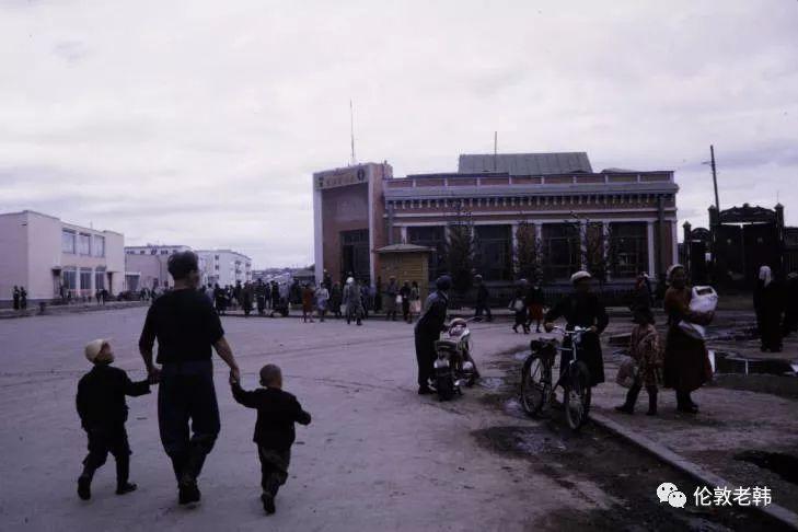 1960s年代的蒙古:儿童和城市街头 第13张 1960s年代的蒙古:儿童和城市街头 蒙古文化