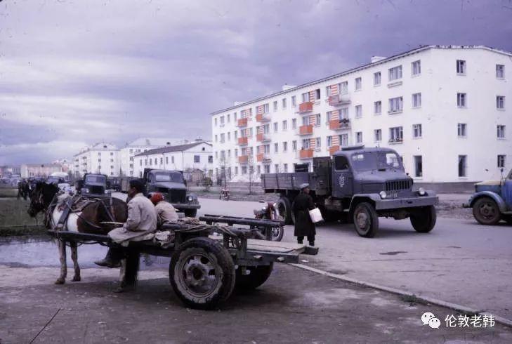 1960s年代的蒙古:儿童和城市街头 第15张 1960s年代的蒙古:儿童和城市街头 蒙古文化