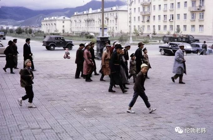 1960s年代的蒙古:儿童和城市街头 第18张 1960s年代的蒙古:儿童和城市街头 蒙古文化