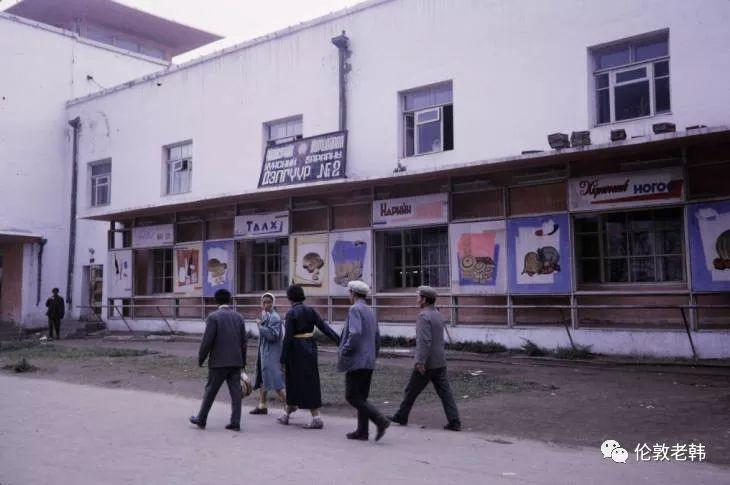 1960s年代的蒙古:儿童和城市街头 第16张 1960s年代的蒙古:儿童和城市街头 蒙古文化