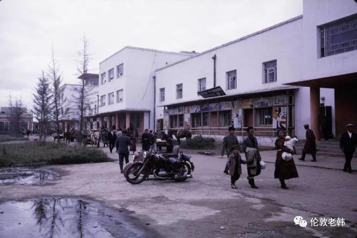 1960s年代的蒙古:儿童和城市街头 第17张 1960s年代的蒙古:儿童和城市街头 蒙古文化