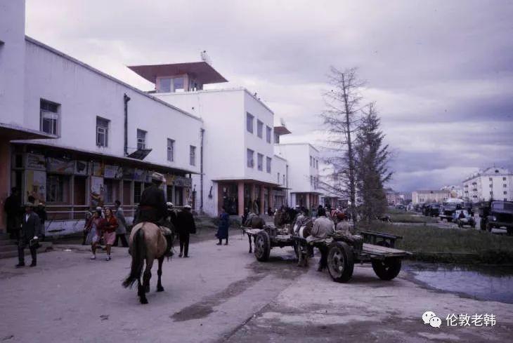 1960s年代的蒙古:儿童和城市街头 第21张 1960s年代的蒙古:儿童和城市街头 蒙古文化