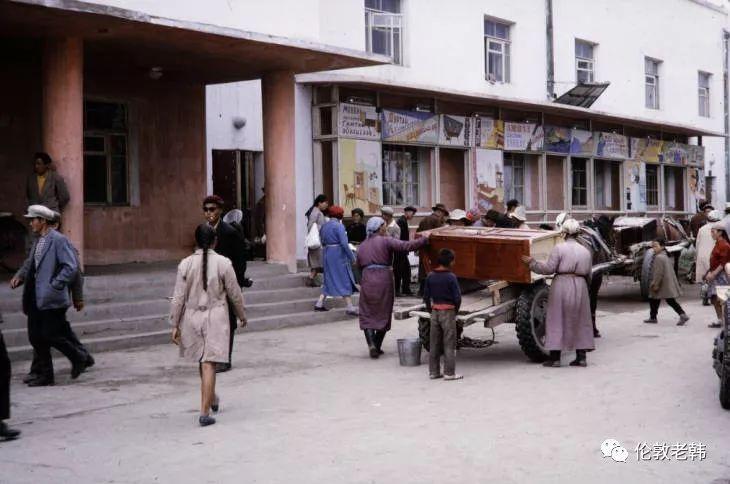 1960s年代的蒙古:儿童和城市街头 第24张 1960s年代的蒙古:儿童和城市街头 蒙古文化