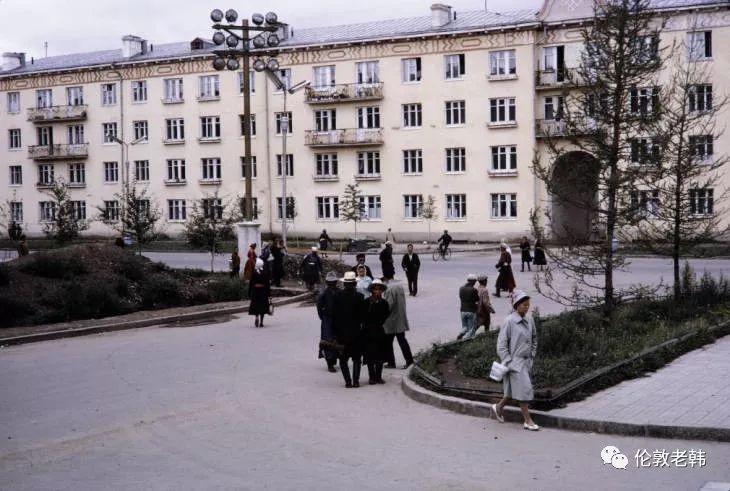 1960s年代的蒙古:儿童和城市街头 第30张 1960s年代的蒙古:儿童和城市街头 蒙古文化