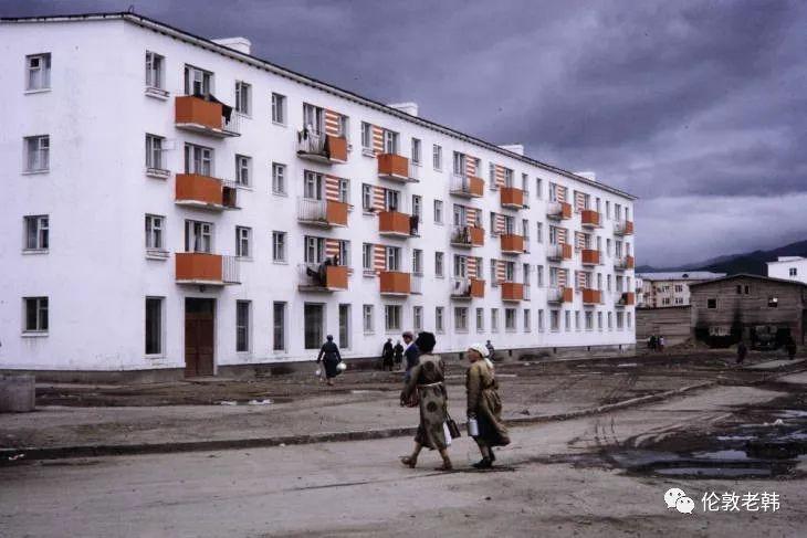 1960s年代的蒙古:儿童和城市街头 第31张 1960s年代的蒙古:儿童和城市街头 蒙古文化