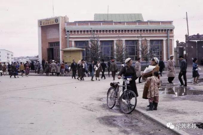 1960s年代的蒙古:儿童和城市街头 第28张 1960s年代的蒙古:儿童和城市街头 蒙古文化