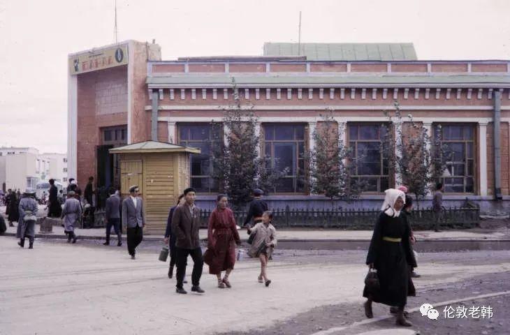 1960s年代的蒙古:儿童和城市街头 第29张 1960s年代的蒙古:儿童和城市街头 蒙古文化