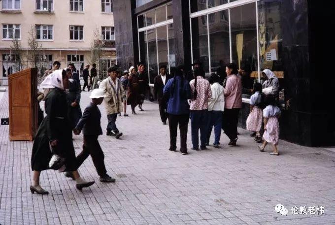 1960s年代的蒙古:儿童和城市街头 第33张 1960s年代的蒙古:儿童和城市街头 蒙古文化