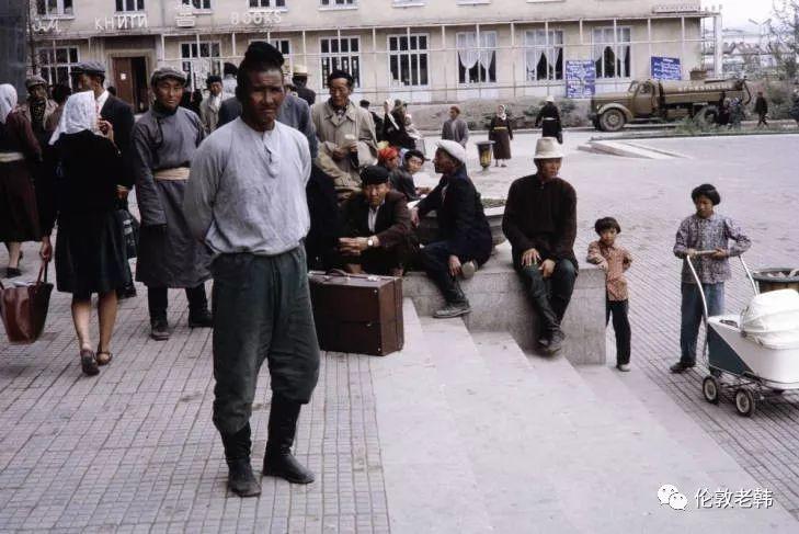 1960s年代的蒙古:儿童和城市街头 第34张 1960s年代的蒙古:儿童和城市街头 蒙古文化
