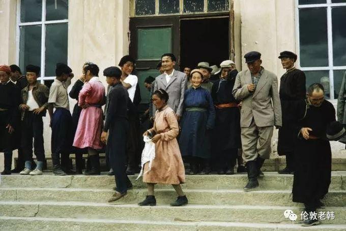 1960s年代的蒙古:儿童和城市街头 第38张 1960s年代的蒙古:儿童和城市街头 蒙古文化