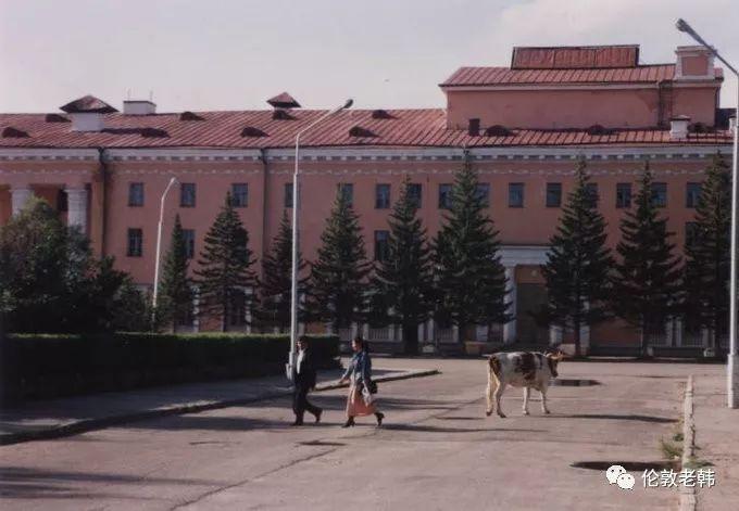 1960s年代的蒙古:儿童和城市街头 第40张 1960s年代的蒙古:儿童和城市街头 蒙古文化