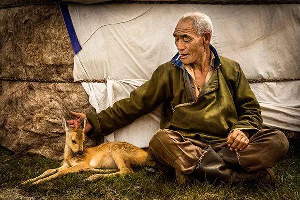摄影纪实  传统蒙古人的日常 第2张