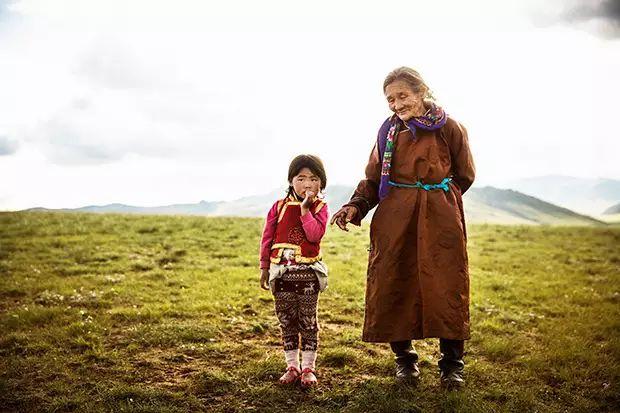 摄影纪实  传统蒙古人的日常 第5张