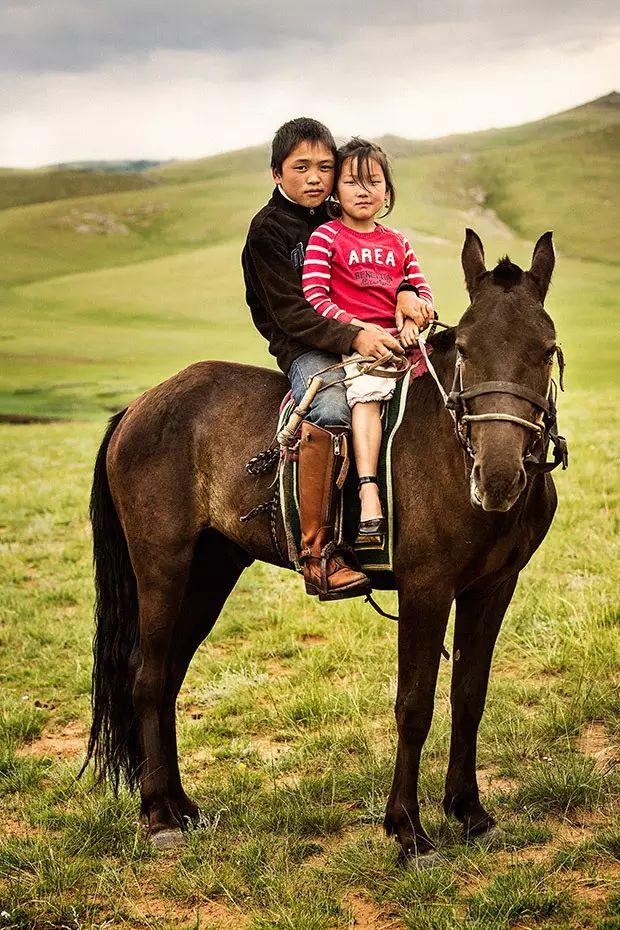 摄影纪实  传统蒙古人的日常 第3张