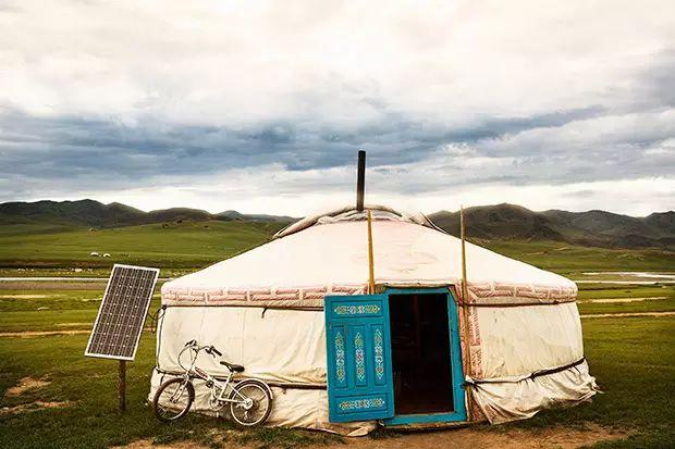 摄影纪实  传统蒙古人的日常 第4张