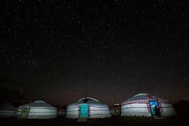 摄影纪实  传统蒙古人的日常 第10张