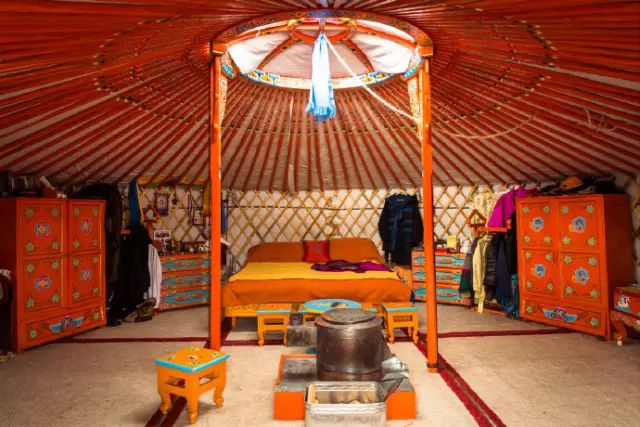 摄影纪实  传统蒙古人的日常 第14张