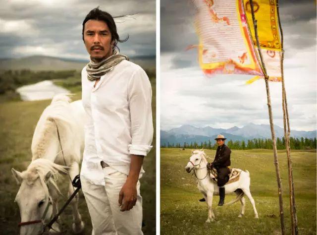 摄影纪实  传统蒙古人的日常 第16张