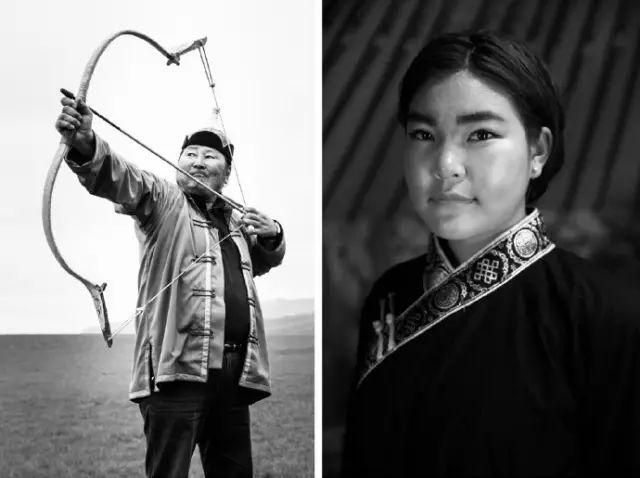 摄影纪实  传统蒙古人的日常 第19张