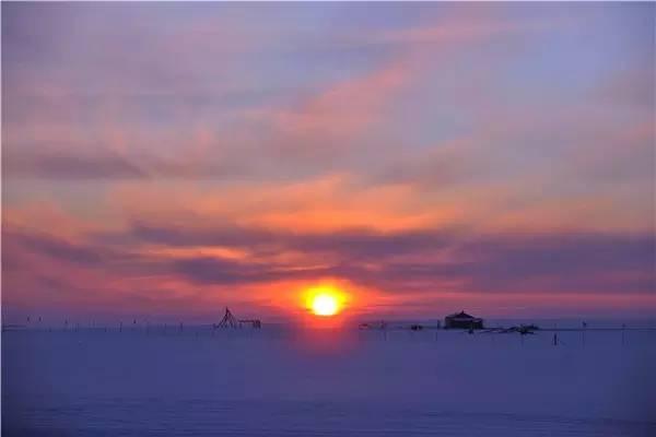 【阿努美图】摄影师宝音:内蒙古大草原冬季采风作品欣赏 第1张