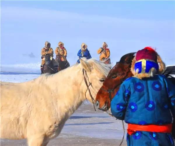 【阿努美图】摄影师宝音:内蒙古大草原冬季采风作品欣赏 第5张
