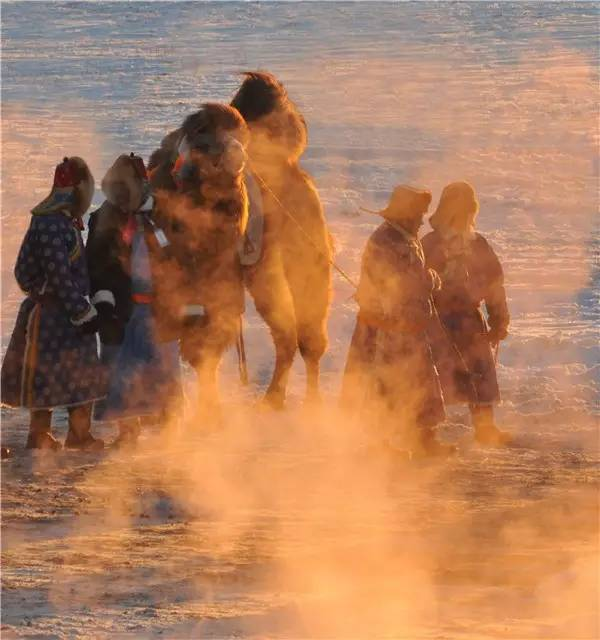 【阿努美图】摄影师宝音:内蒙古大草原冬季采风作品欣赏 第10张
