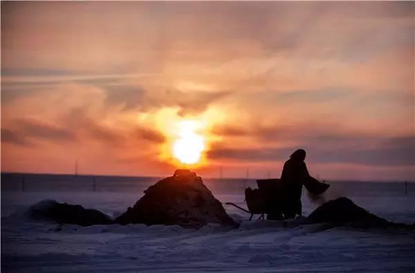 【阿努美图】摄影师宝音:内蒙古大草原冬季采风作品欣赏 第16张