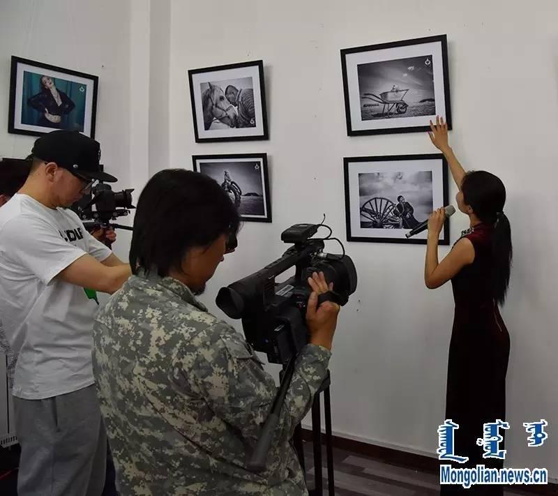 【音频·图片】蒙古族青年摄影家宝日玛个人摄影展 第1张