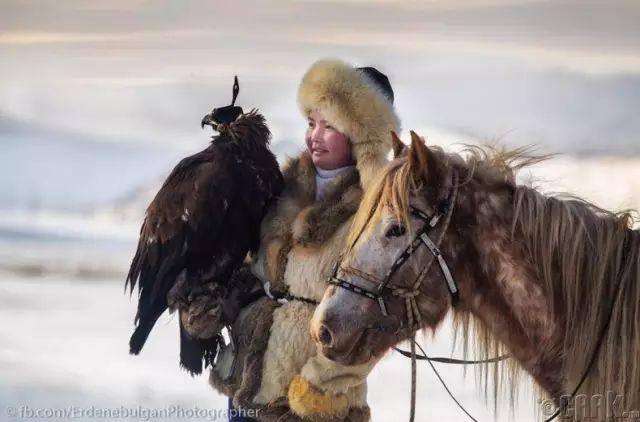 一组蒙古国高清摄影美图,让人向往的一片圣地 第1张
