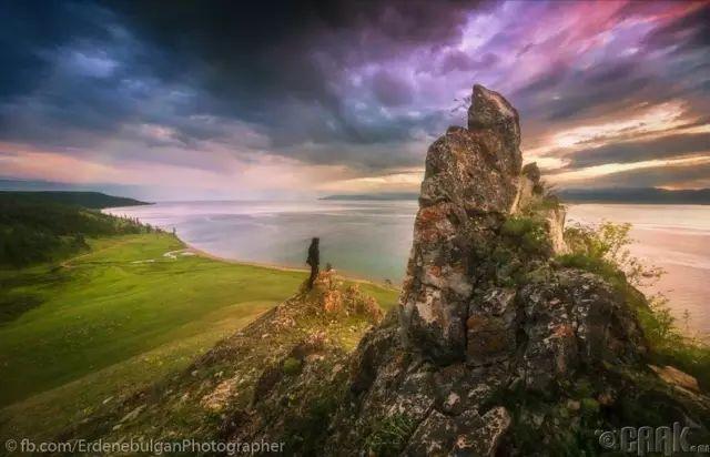 一组蒙古国高清摄影美图,让人向往的一片圣地 第3张