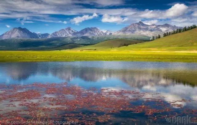 一组蒙古国高清摄影美图,让人向往的一片圣地 第13张