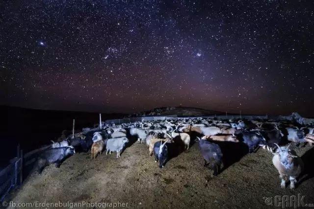 一组蒙古国高清摄影美图,让人向往的一片圣地 第17张