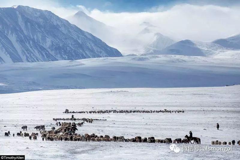 【摄影】蒙古冬季美景 第4张 【摄影】蒙古冬季美景 蒙古文化