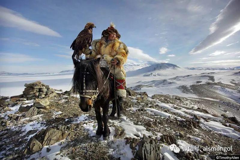 【摄影】蒙古冬季美景 第7张