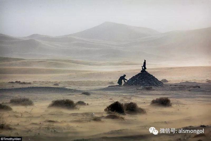 【摄影】蒙古冬季美景 第13张