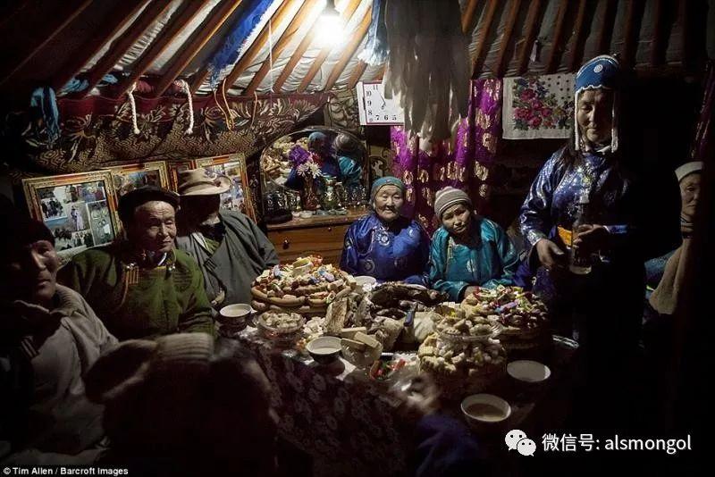 【摄影】蒙古冬季美景 第20张