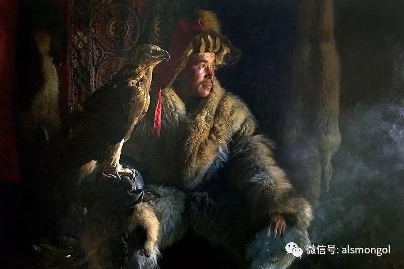 【摄影】蒙古冬季美景 第22张