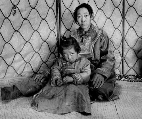 阿音摄影作品《蒙古包》系列︱蒙古家乡 第1张