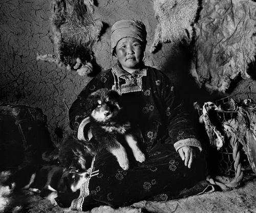 阿音摄影作品《蒙古包》系列︱蒙古家乡 第2张