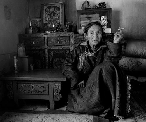 阿音摄影作品《蒙古包》系列︱蒙古家乡 第4张