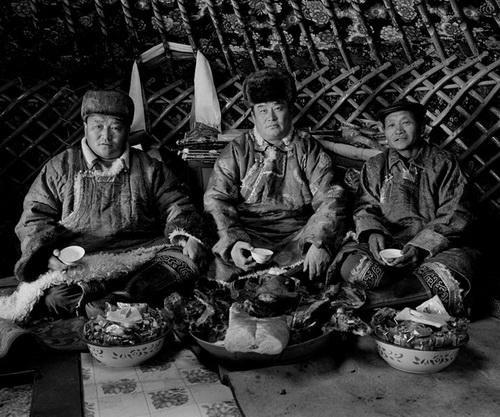 阿音摄影作品《蒙古包》系列︱蒙古家乡 第3张