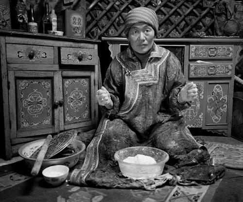 阿音摄影作品《蒙古包》系列︱蒙古家乡 第7张