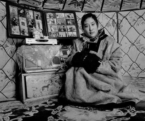 阿音摄影作品《蒙古包》系列︱蒙古家乡 第5张