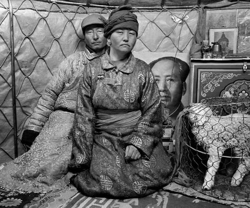 阿音摄影作品《蒙古包》系列︱蒙古家乡 第9张