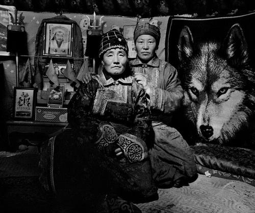 阿音摄影作品《蒙古包》系列︱蒙古家乡 第13张