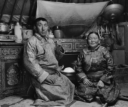 阿音摄影作品《蒙古包》系列︱蒙古家乡 第12张