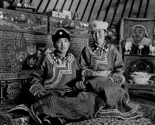 阿音摄影作品《蒙古包》系列︱蒙古家乡 第17张